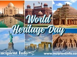 """""""World Heritage Day 2021"""" आइए इस अवसर पर अपने देश के विरासत और प्राचीन धरोहर को जाने।"""