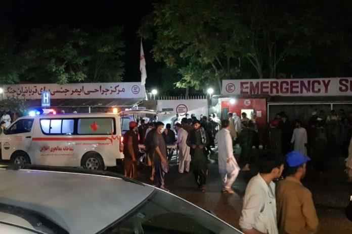 तालिबानी हुकूमत तले काबुल एयरपोर्ट पर हुए ब्लास्ट में 170 लोगो की मौत।