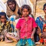 """""""Global Hunger Index 2021"""" भुखमरी रिपोर्ट के अनुसार पड़ोसी देशों कि स्थिति भारत से अच्छी"""